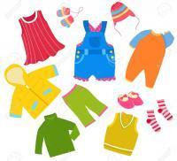 Одежда разная