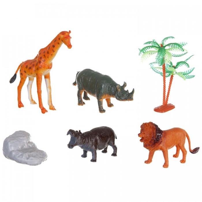 Животные разные