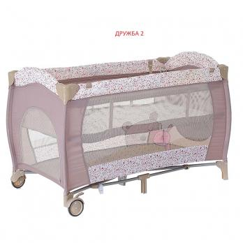 P613-Кровать-манеж GRANADA  PITUSO  (Д345)