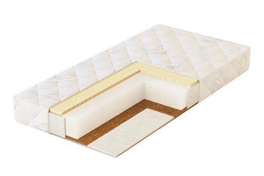 Матрас в кроватку Маугли Eco Life 80 120х60х8 см