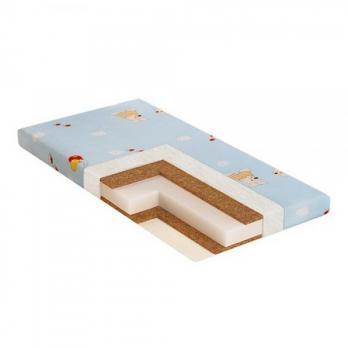 "Матрас в кроватку ""Маугли"" Юниор Плюс -8 (120x60x8мм)"