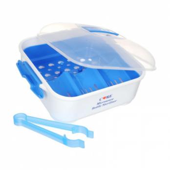80123-Стерилизатор детских бутылочек Care  (для СВЧ)  Б75