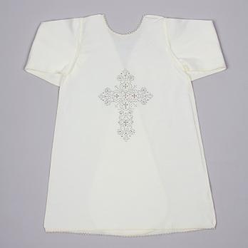 436- Рубашечка крестильная