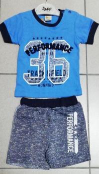3125- Комплект  (фуфайка+брюки) JNF Турция