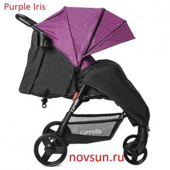 Коляска 1414/1 Carrello Maestro  Прогулочная   Пурпурный