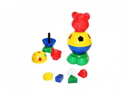 5176- Логическая игрушка Мишка косолапый
