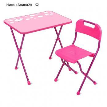 81- Набор КА2  детской мебели «Алина 2»
