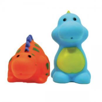 """681274- Набор из 2 игрушек-брызгалок для ванны """"Динозаврики"""""""